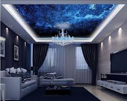 Ceiling for Galactic Space Galaxy Bedroom Theme Decor 564