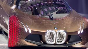bmw concept car ultra futuristic self driving u0027vision next 100 u0027 bmw unveiled
