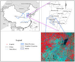 North China Plain Map by Remote Sensing Free Full Text Monitoring Plastic Mulched