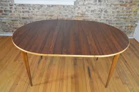 johannes andersen danish teak draw leaf dining table galaxiemodern