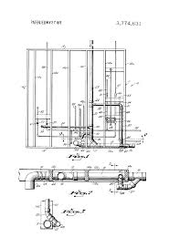 patent us3774631 prefabricated modular rough plumbing google