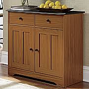 haley microwave stand with hutch from montgomery ward si451435