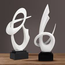 home decor ornaments usd 54 68 modern minimalist creative sculpture stylish home decor