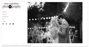 photographers websites wedding photographer website templates big folio