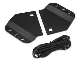 vision x f 150 fog light mounting kit xil oe10fr 10 14 raptor