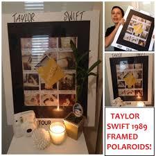 Cheap Room Decor Diy Taylor Swift 1989 Room Decor Cheap Simple Youtube