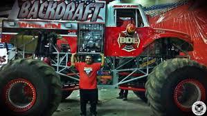 monster jam diecast trucks monster jam 2013 backdraft youtube