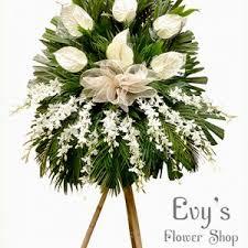 sympathy flowers sympathy flowers stand i flower delivery in metro manila