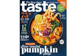 magazines cuisine taste magazine