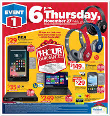 walmart black friday ad deals kick at 6 p m on thanksgiving