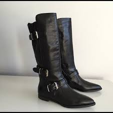 s burberry boots sale s o l d burberry padded leather pointed toe boot nwt moto