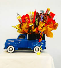 lego ford truck ford truck candy bouquet in minneapolis mn schaaf floral