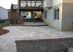 Deck With Patio by Deck Extending Past Roofline Exterior House Ideas Pinterest