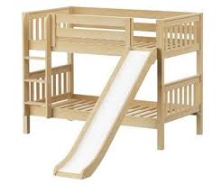 Slide Bunk Bed Beds With Slides