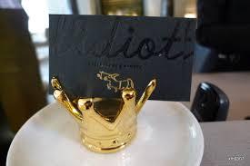 d騅idoir cuisine l idiot restaurant驢子餐廳大啖波士頓龍蝦加拿大犢牛戰斧 美食饗宴