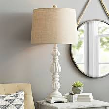 White Table Lamp Table Lamps Glass Table Lamps Kirklands