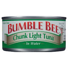 bumble bee chunk light tuna bumble bee chunk light tuna in water 12 oz target