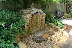 outdoor water features with lights creative of water feature patio outdoor features design with regard