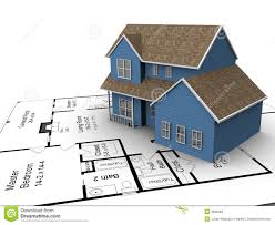 Housing Plans New House Plans Stock Images Image 2838684