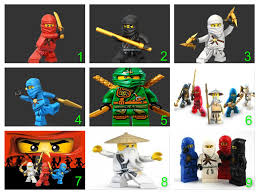 ninjago cake topper personalised lego ninjago edible cake topper wafer paper icing paper