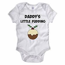 daddy u0027s little pudding christmas dad father novelty themed