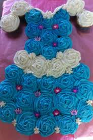 Cinderella Cupcakes Cinderella Cupcake Dress Cake Sweets Photos Blog