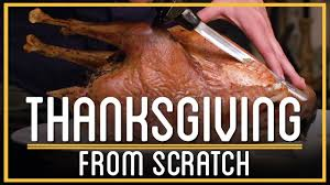 thanksgiving stuffing from scratch how to make a thanksgiving meal from scratch htme remix youtube