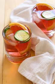hibiscus gin and tonics on bloor