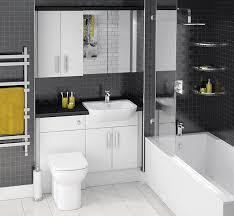 Bathroom Fitted Furniture Charming Fitted Bathroom Furniture White Gloss With Bathcabz