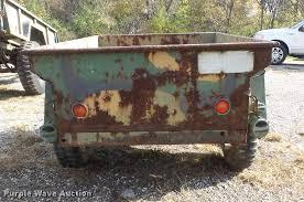 m416 trailer 1967 cemco division m416 utility trailer item db6346 sol