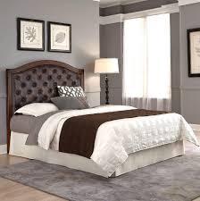 Leather Bed Headboards Leather Bed Headboard Repair Home Design Ideas