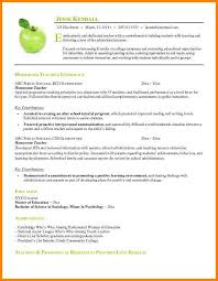Teaching Resume Examples by 4 Educator Resume Templates Cashier Resumes