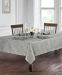waterford table linens damascus waterford tablecloths and table linens macy s