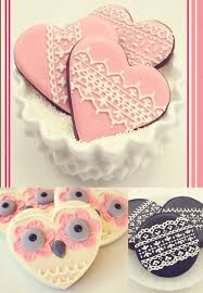 Valentine S Day Cookie Decorating Party by 8 Best Valentine Cookie Design Images On Pinterest Heart Cookies