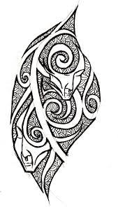 gemini tribal design best design