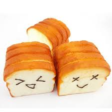 expression cuisine 1pcs kawaii pretend play toys jumbo toast expression card cellphone