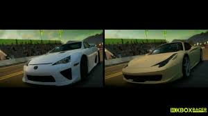 lexus frs coupe forza horizon rrhc lexus lfa vs ferrari 458 youtube