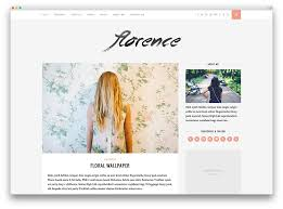 tumblr themes art blog 30 best tumblr style wordpress blog themes 2017 colorlib
