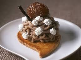 dessert canapes chestnut dessert canapés recipe eat smarter usa