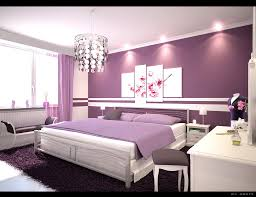 bedroom purple wall color brown queen platform bed chocolate lux