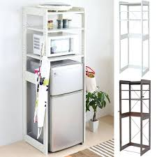 top of fridge storage over refrigerator storage fridge storage ideas mini refrigerator