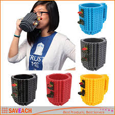 Cool Mugs Canada by 2017 Building Blocks Mugs Diy Creative Lego Drink Coffee Cup 300