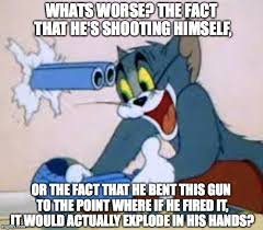 Tom And Jerry Meme - tom and jerry imgflip