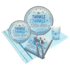 twinkle twinkle baby shower twinkle baby shower party supplies collection target