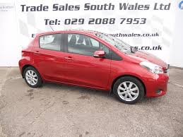 used toyota yaris cars for sale in cwmbran torfaen motors co uk