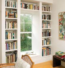 need this is master bedroom built in shelves and window seat built