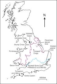 Massachusetts Blank Map by Thermal Ionization Mass Spectrometer U Th Dates On Pleistocene
