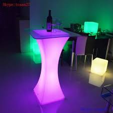 Acrylic Bar Table Led Bar Table Acrylic Led Bar Tables Led Light Bar Table Global