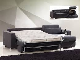 Small Sectional Sleeper Sofas Stylish Leather Sectional Sleeper Sofa With Chaise With Best 20