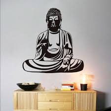 online buy wholesale buddha wall murals from china buddha wall